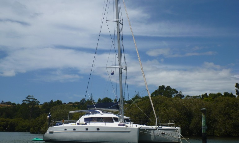 Fountaine Pajot Belize 43 11