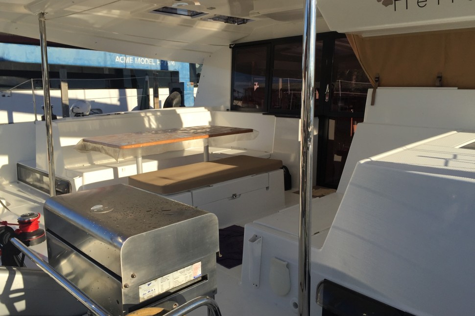 Fountaine Pajot Helia 44 10
