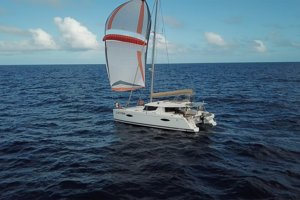 Fountaine Pajot Helia 44 2