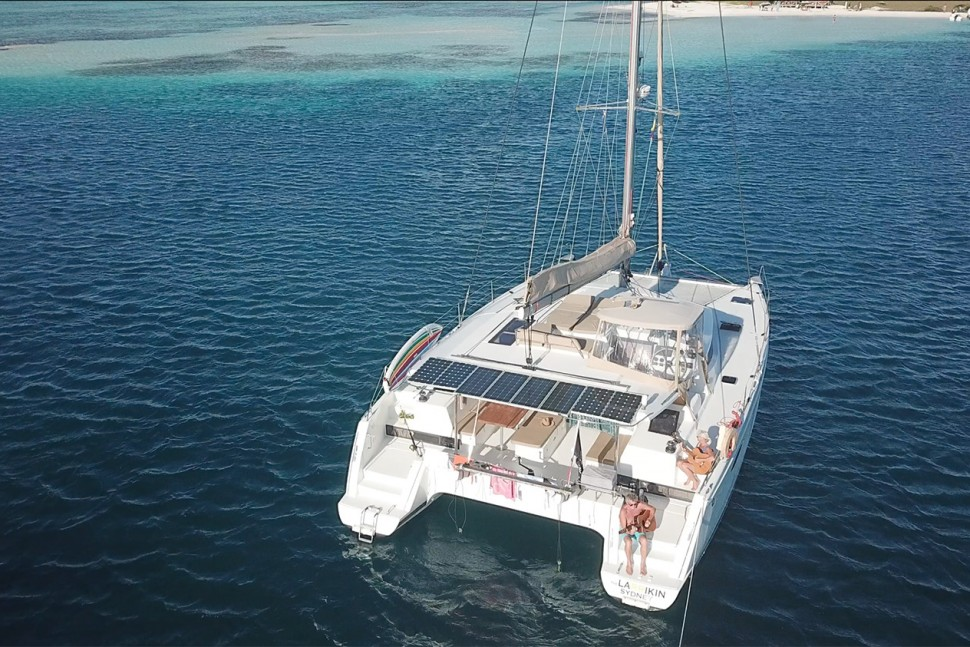 Fountaine Pajot Helia 44 4