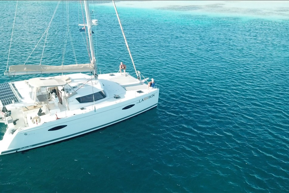 Fountaine Pajot Helia 44 5