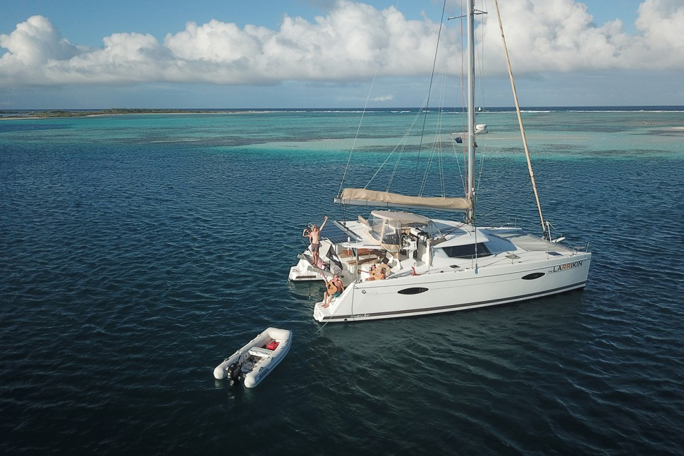 Fountaine Pajot Helia 44 7